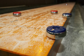 SOLO® Shuffleboard Movers Edison, New Jersey.